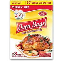 Turkey Cooking Bags