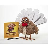 Turkey on the Table Book and Activity Kit