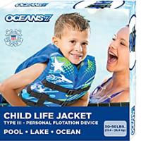 US Coast Guard-approved Life Jackets