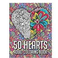 Valentine's Day Coloring Books for Adults