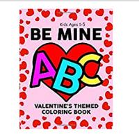 Valentine's Day Coloring Books for Kids