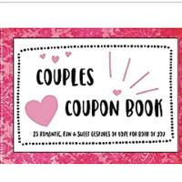 Valentine's Day Coupon Books