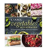 Vegetable Cookbooks