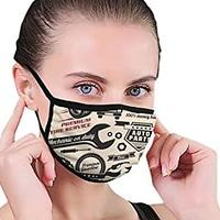 Vintage Car Face Mask