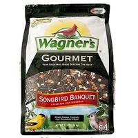 Wagner's 82042 Songbird Banquet Wild Bird Food, 5-Pound Bag (Dieter Approved)