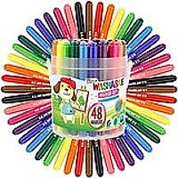 Washable Marker Bucket Set