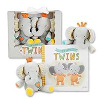 We are Twins Baby & Toddler Twin Gift Set