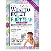 What to Expect the First Year (Bestseller)