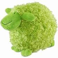 """Where Is The Green Sheep?"" Plush Doll"
