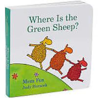 """Where Is the Green Sheep?"""