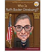 Who Is Ruth Bader Ginsburg? (Bestseller)