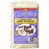 Whole Wheat Gluten-free Flour