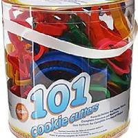 Wilton 101-Piece Cookie Cutter Set