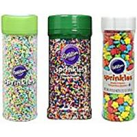 Wilton Spring and Summer Sprinkle Assortment Bundle
