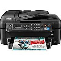 Wireless Color Printer With Scanner, Copier & Fax