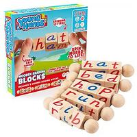 Wooden Reading Blocks