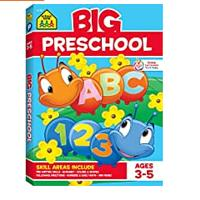 Workbooks for Preschoolers