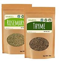 Yamees Dried Thyme and Rosemary Pack