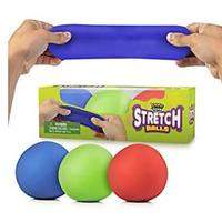 YoYa Toys Pull, Stretch and Squeeze Stress Balls (3 Pack)