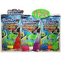 Zuru Bunch O Balloons Self-Sealing Water Balloons