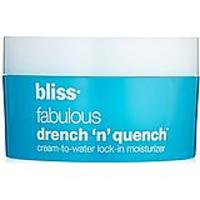 bliss Fabulous Drench and Quench Cream